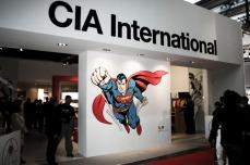 Stand CIA International, Salone del mobile 2009, con Marco Cighetti